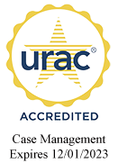 urac logo - Accredited Case Management Expires 12/01/2023