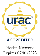 urac logo - Accredited Health Network Expires 07/01/2023