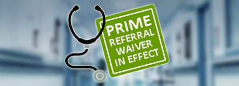 Prime Referral Waiver